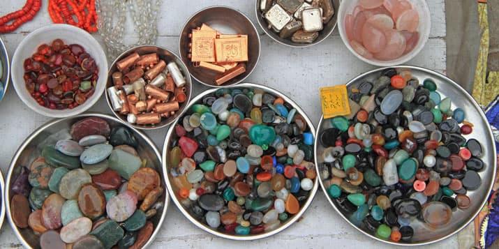 Amuletos de la suerte de Cáncer