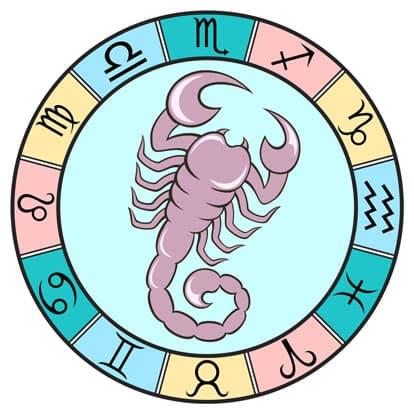 Horóscopo mensual de Escorpio